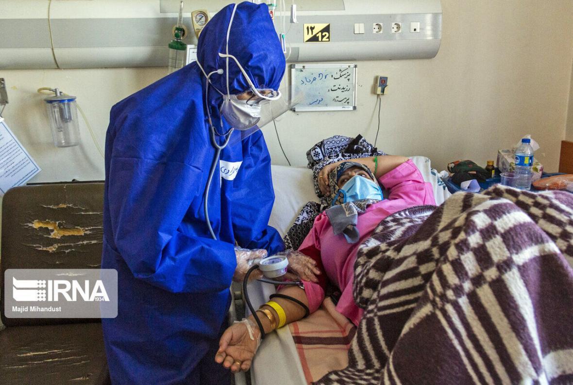 خبرنگاران مبتلایان کرونا در یزد به 589 نفر افزایش یافت