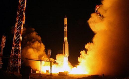 آزمایش یک موشک ضدماهواره از سوی روسیه