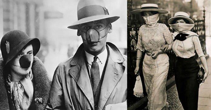 تصاویر ، افشاگری رسانه فرانسوی پس از 100 سال ، آمریکا عامل آنفلوانزای 1918 و مرگ 50 میلیون نفر است