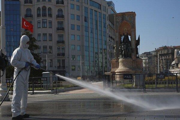 قربانیان کرونا در ترکیه به 3786 و مبتلایان به 138657 نفر رسید