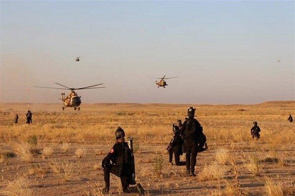 عملیات شیران جزیره علیه بقایای داعش در 3 استان عراق آغاز شد