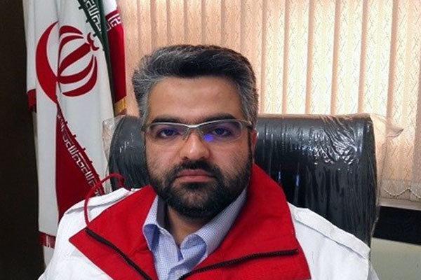 آسیب دیدگی جزئی 40 نفر در حادثه خروج قطار همدان-مشهد از ریل