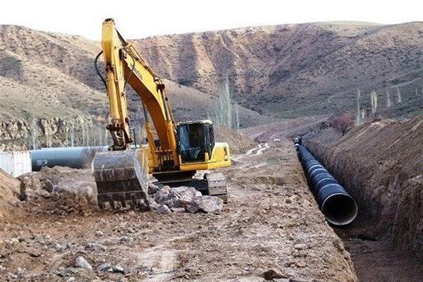 شروع عملیات آبرسانی به سه روستای کم برخوردار قزوین