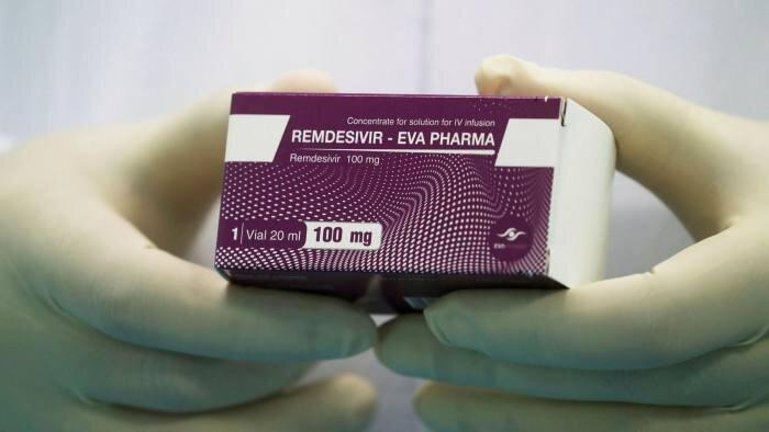 شرکت سازنده رمدسیویر می گوید این دارو خطر مرگ ناشی از کرونا را کاهش می دهد