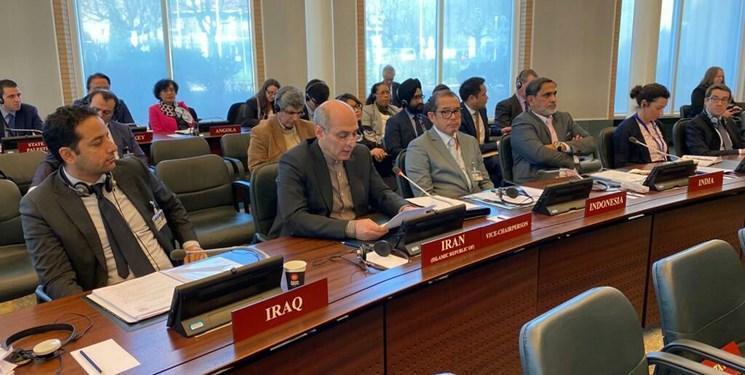 مخالفت ایران با تصمیم جدید شورای اجرایی سازمان منع سلاح های شیمیایی درباره سوریه