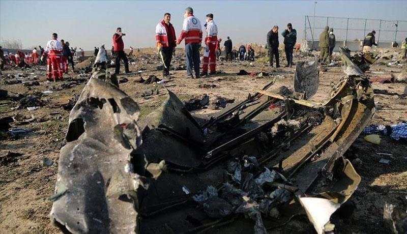 عملیات خوانش جعبه های سیاه هواپیمای اوکراینی شروع شد
