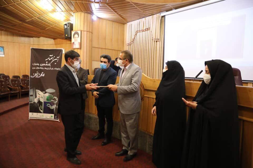 خبرنگاران ششمین جشنواره مطبوعات، خبرگزاری ها و پایگاه های خبری استان زنجان به ایستگاه آخر رسید