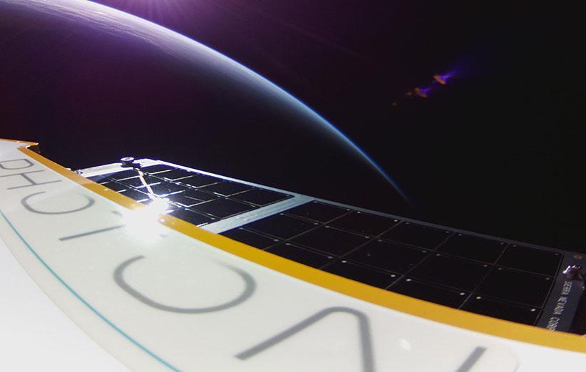 راکت لب بدون اعلام قبلی ماهواره مهم خود را آزمایش کرد
