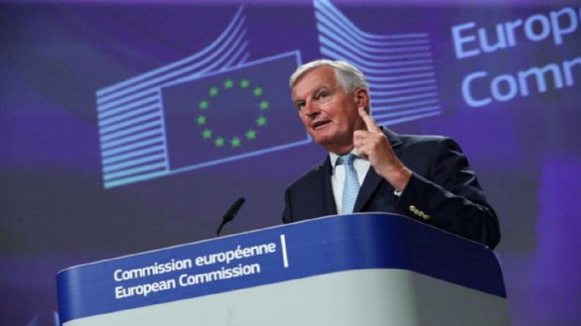 خط و نشان مذاکره کننده ارشد برگزیت برای اتحادیه اروپا