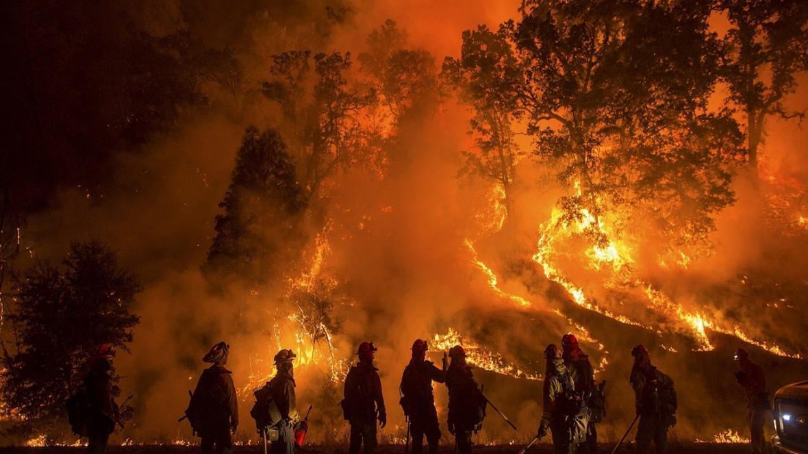 آتش سوزی کالیفرنیا جان سه نفر دیگر را گرفت