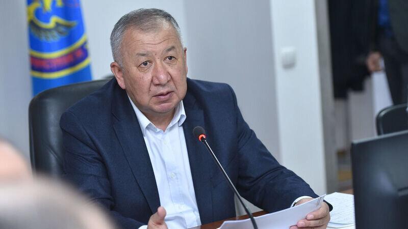 نخست وزیر قرقیزستان استعفا کرد