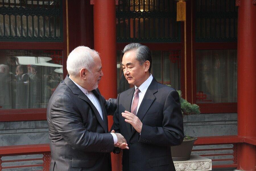 ظریف درباره سفر به پکن: چین شریک نخست اقتصاد ایران است