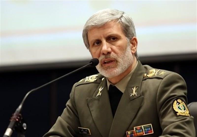 امیر حاتمی: صادرات تسلیحات نظامی ایران از خرید بیشتر خواهد بود
