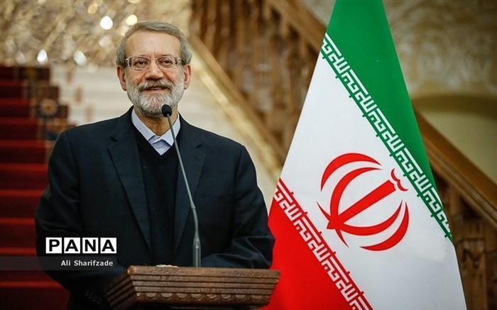 علی لاریجانی، مسئول پیگیری سند 25ساله ایران و چین است