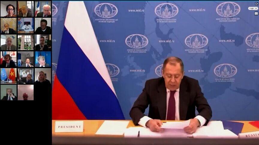 روسیه بر نظام امنیت جمعی در منطقه خلیج فارس تاکید نمود