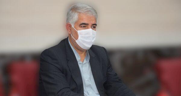 خبرنگاران فرماندار مرند بر رعایت بیشتر پروتکل های بهداشتی تاکید کرد