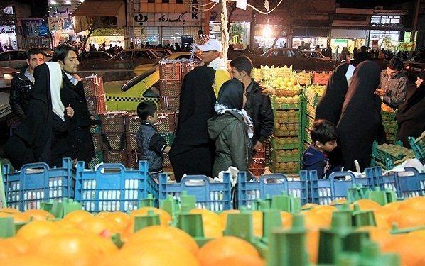 قیمت میوه از مزرعه تا مغازه چه قدر چاق می گردد