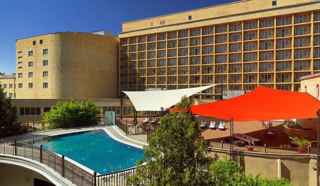 معرفی هتل 4 ستاره ماریوت ایروان ارمنستان