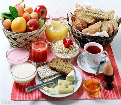 وقتی صبحانه موجب افزایش وزن می گردد، چه کنم؟