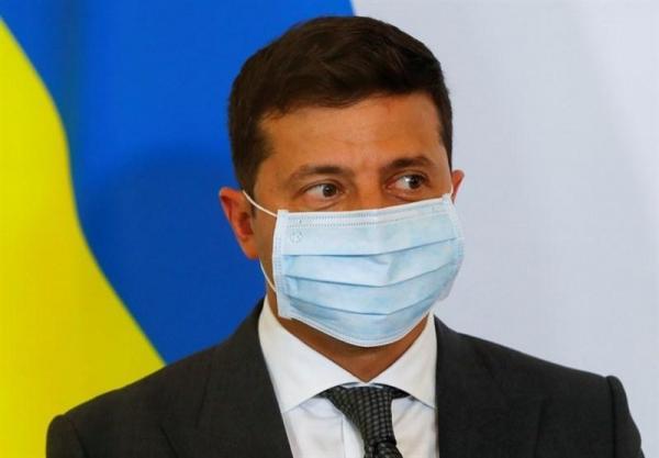 زلنسکی هشدار داد در صورت بی توجهی غرب پیشنهاد واکسن روسیه را می پذیرد