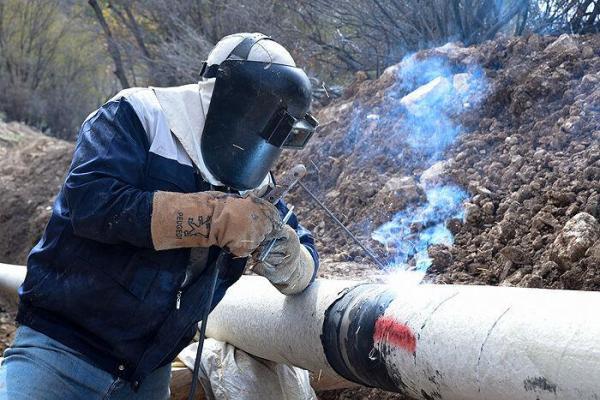تداوم عملیات گازرسانی به 133 روستای اردبیل