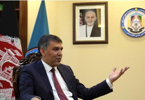 وزیر کشور افغانستان: حملات طالبان برای امتیازگیری در مذاکرات افزایش یافته است