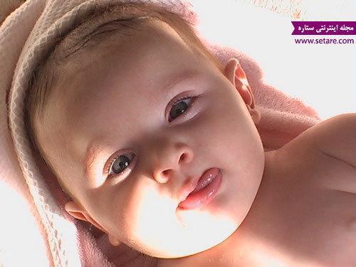 قدرت بینایی چشم نوزاد؛ از بدو تولد تا یک سالگی