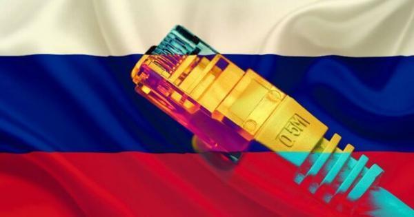 روسیه آماده قطع ارتباط با اینترنت جهانی است