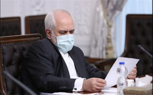 ظریف:مردم ایران سختی کشیدند اما در برابر زورگویی تسلیم نمی شوند