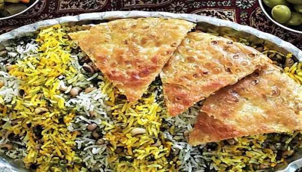 طرز تهیه لوبیا پلو شیرازی، غذایی محلی و خوشمزه