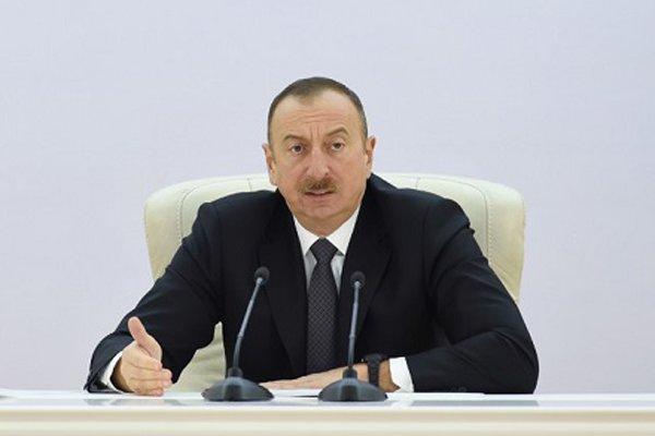 علی اف: ارمنستان هرگز در چنین شرایط اسفناکی قرار نگرفته بود