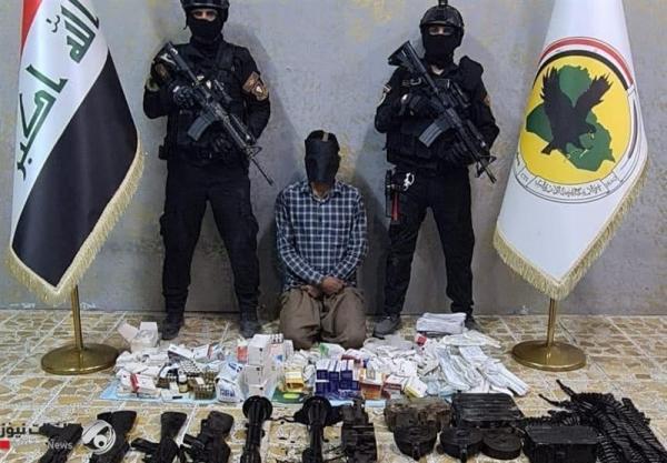 عراق، موفقیت حشد شعبی در دستگیری یک سرکرده داعشی در فلوجه