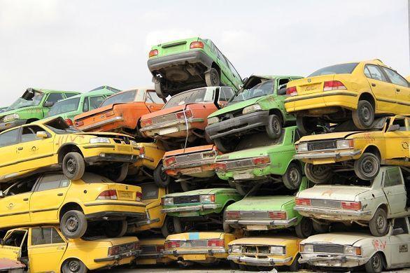 تعداد خودرو های اسقاطی رو به کاهش است؛ خودرو های فرسوده از رده خارج نخواهند شد!