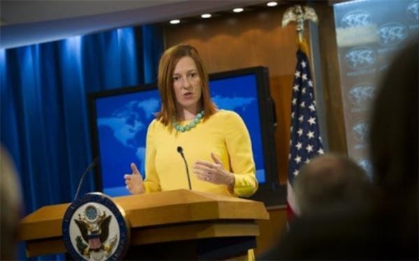 سخنگوی کاخ سفید به حمله امروز به پایگاه عین الاسد واکنش نشان داد