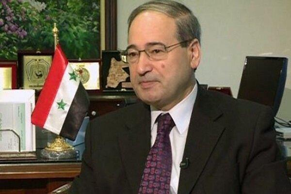 ملاقات فیصل المقداد با همتای عمانی، تاکید بر اهمیت صندلی مهم دمشق