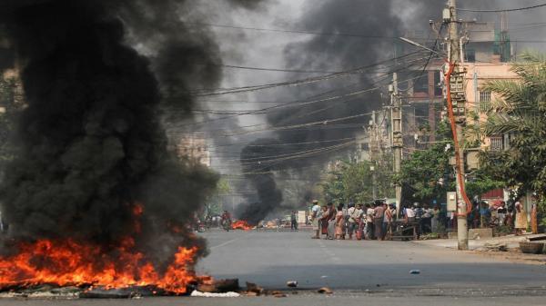 پیدا شدن محموله انفجاری مربوط به انفجار کلیسا در اندونزی