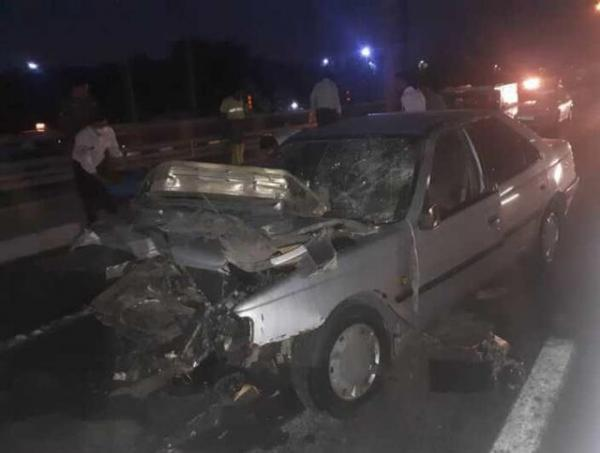تصادف مرگبار افغانی کش با کامیون 7 کشته برجای گذاشت