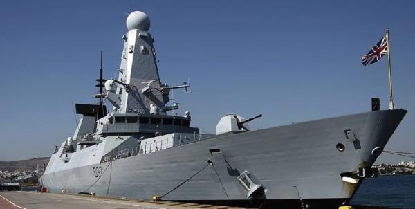 انگلیس در حمایت از اوکراین دو کشتی جنگی به دریای سیاه می فرستد