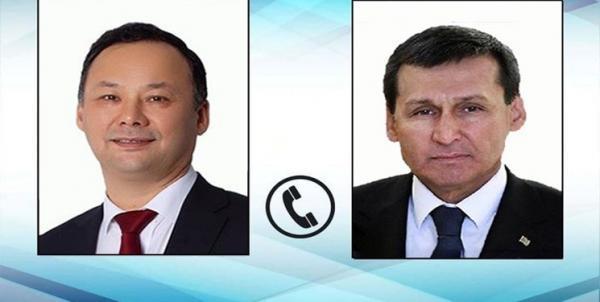 گفت وگوی تلفنی وزرای خارجه ترکمنستان و قرقیزستان