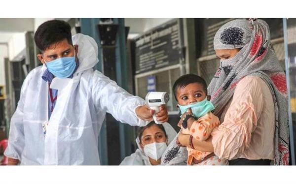 افزایش شیوع بیماری های قارچی در هند