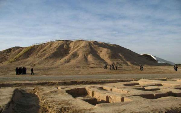 جاذبه های جیرفت؛ از شهر دقیانوس تا قلعه سموران، تصاویر