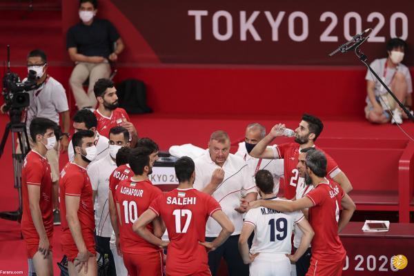 برنامه ورزشکاران ایران در روز نهم المپیک 2020