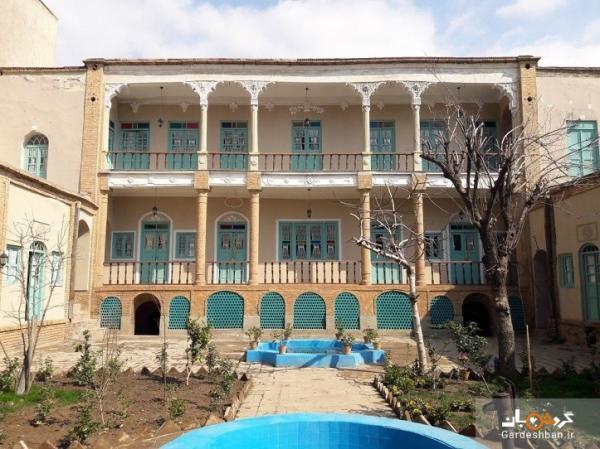 ردپای شهرزاد در خانه تاریخی موتمن الاطبا ، درهای خانه پدری فرهاد به روی گردشگران باز شد