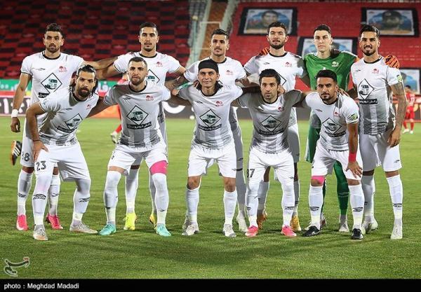 اسامی بازیکنان تراکتور برای ملاقات با النصر معین شد