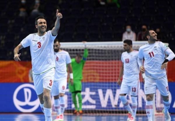 ویزای آمریکا: جام جهانی فوتسال، اشاره فیفا به شروع کابوس وار ایران مقابل آمریکا و کارت های پُرتعداد شاگردان ناظم الشریعه