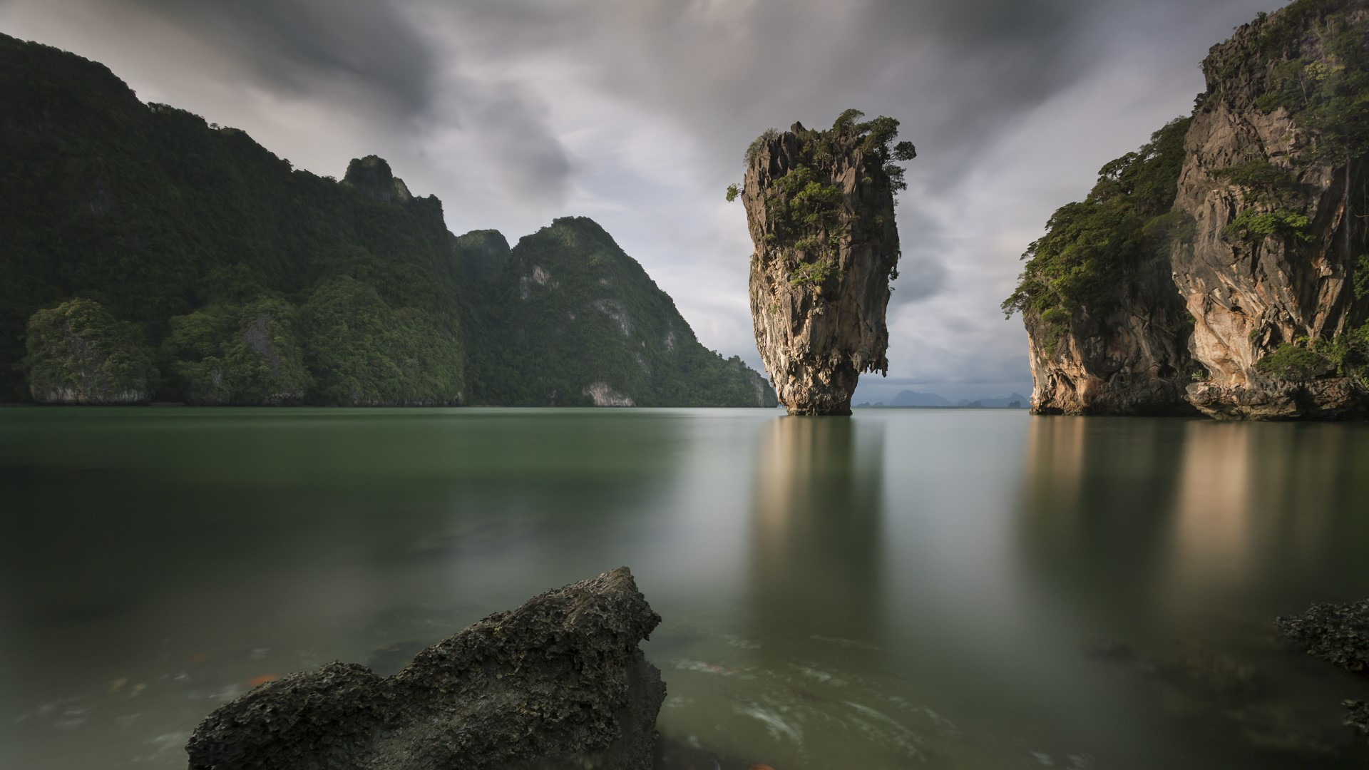 آشنایی با جزیره جیمز باند پوکت تایلند
